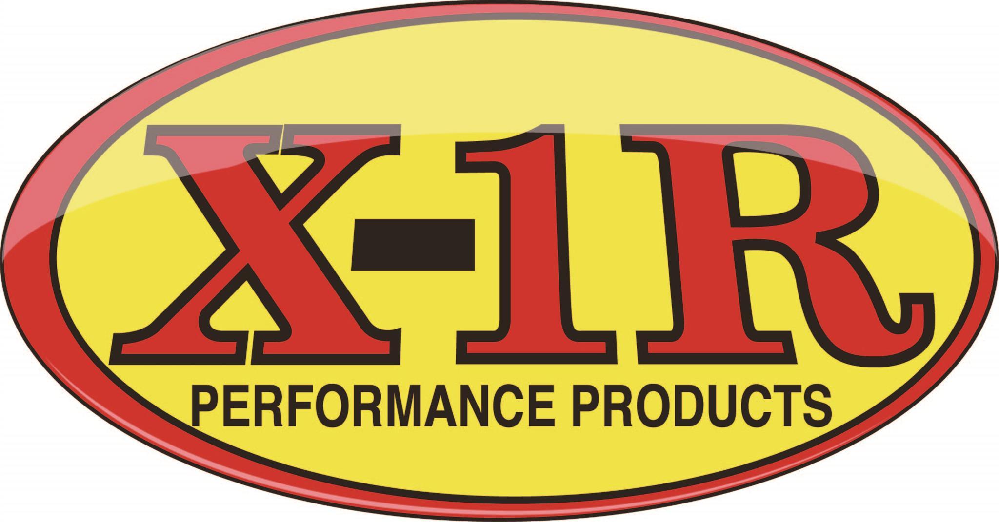 X1-Rのロゴ